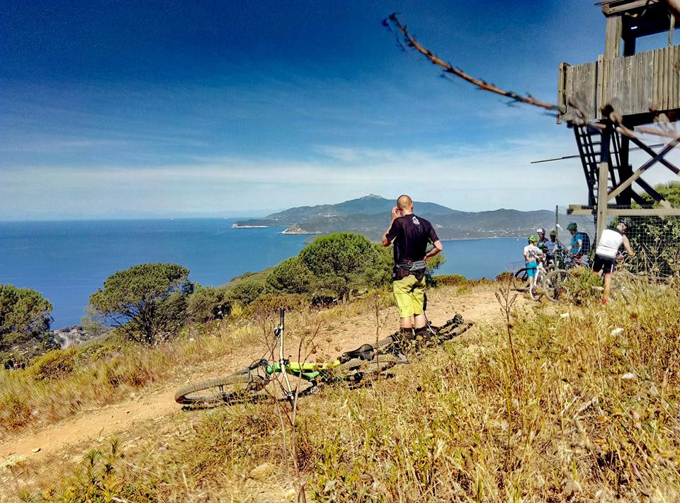 Monte Calamita Mountain Bike